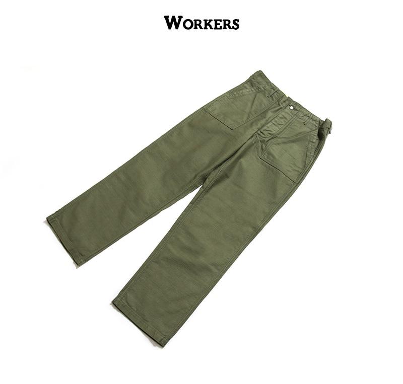 WORKERS ワーカーズ Baker Pants ベーカーパンツ スタンダードフィット