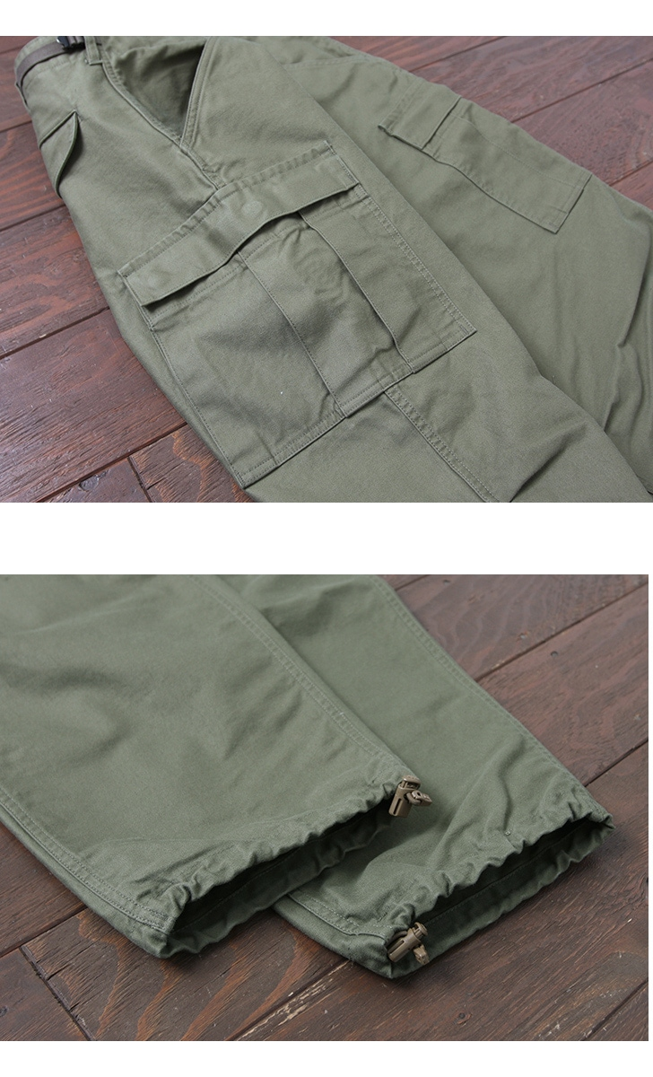 WORKERS ワーカーズ M65 Trousers Mod