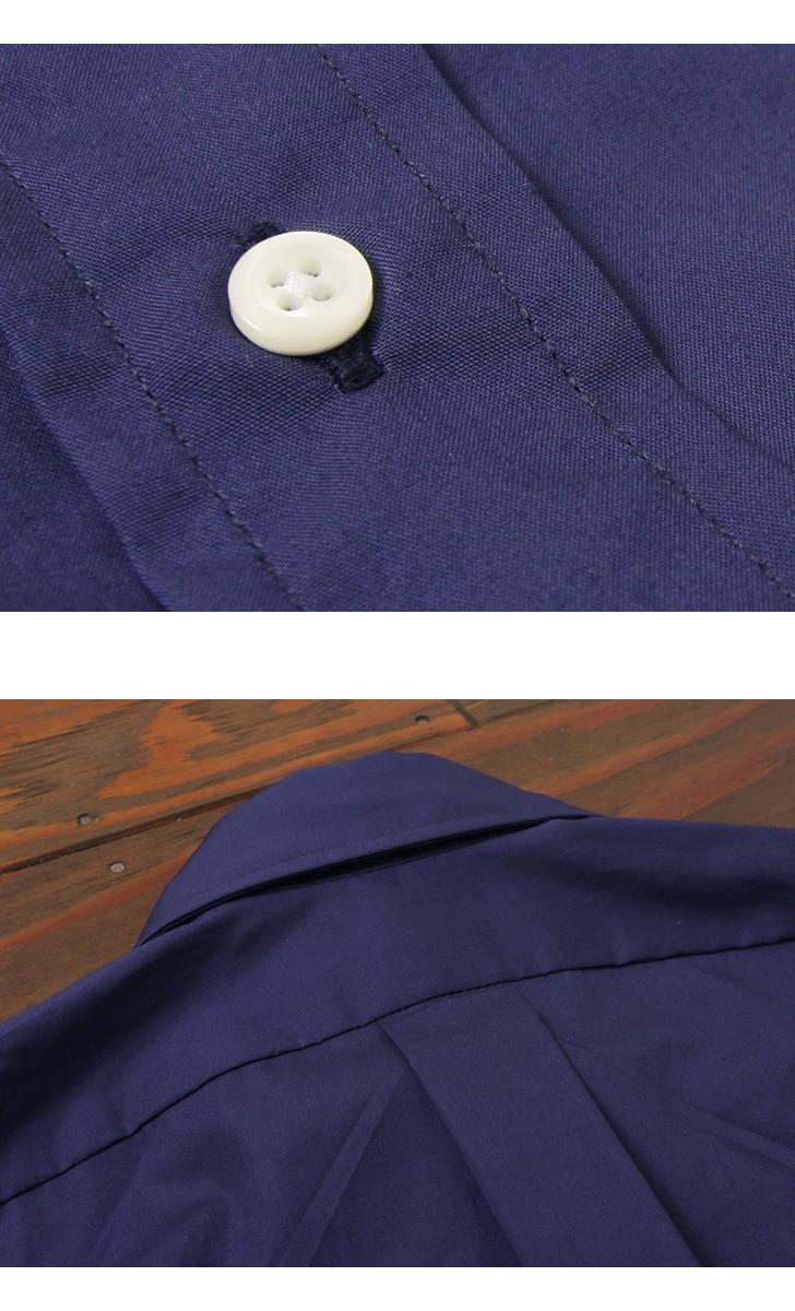 INDIVIDUALIZED SHIRTS インディビジュアライズドシャツ スタンダードフィット ポプリン ボタンダウンシャツ