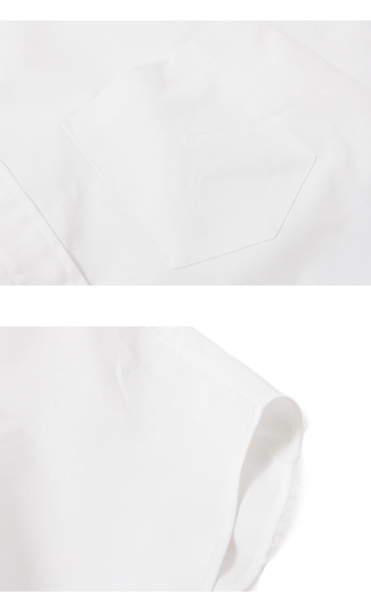 MXP ファインドライウーブン 長袖スタンダード オックスフォードBDシャツ MX69101