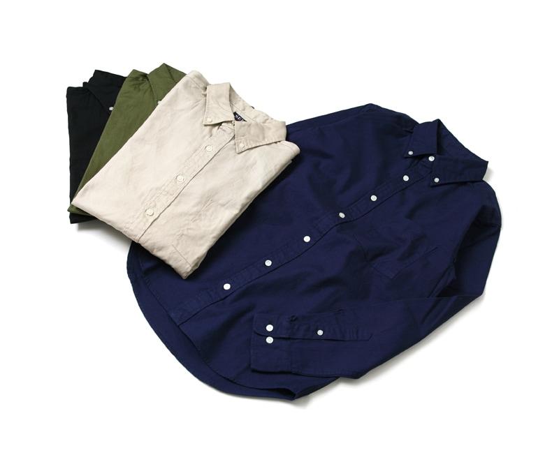 SERO セロ オックスフォードボタンダウンシャツ SR71OC610M
