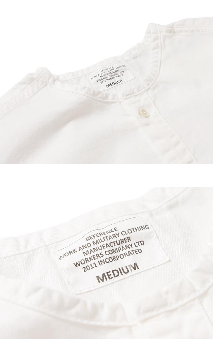 WORKERS Sleeping Shirt ワーカーズ スリーピングシャツ