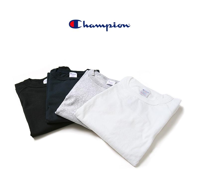 チャンピオン Champion T1011 ロンT 長袖Tシャツ C5-Y401
