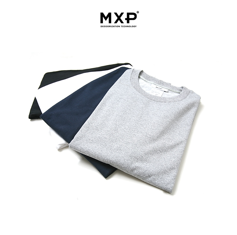 MXP ミディアムドライジャージ ロングスリーブクルー MX38303