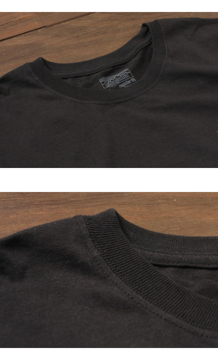 patagonia パタゴニア 長袖Tシャツ メンズ M's LONG-Sleeved P-6 Logo Cotton T-Shirt 38933