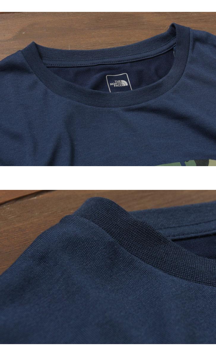 THE NORTH FACE ザ ノースフェイス L/S Dome Tee ロングスリーブドームTシャツ NT81740