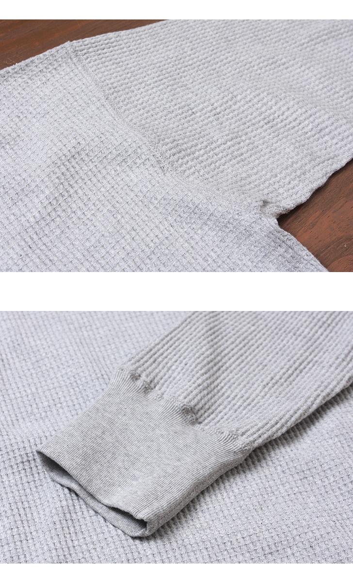 WALLA WALLA SPORT ワラワラスポーツ サーマルロングスリーブTシャツ アメリカ製