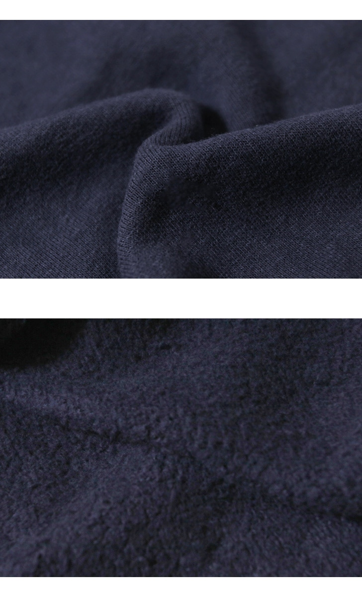 DUBBLEWORKS ダブルワークス 吊り編みスウェットフーディー TSURIAMI SWEAT HOODIE プルパーカ 無地 86002