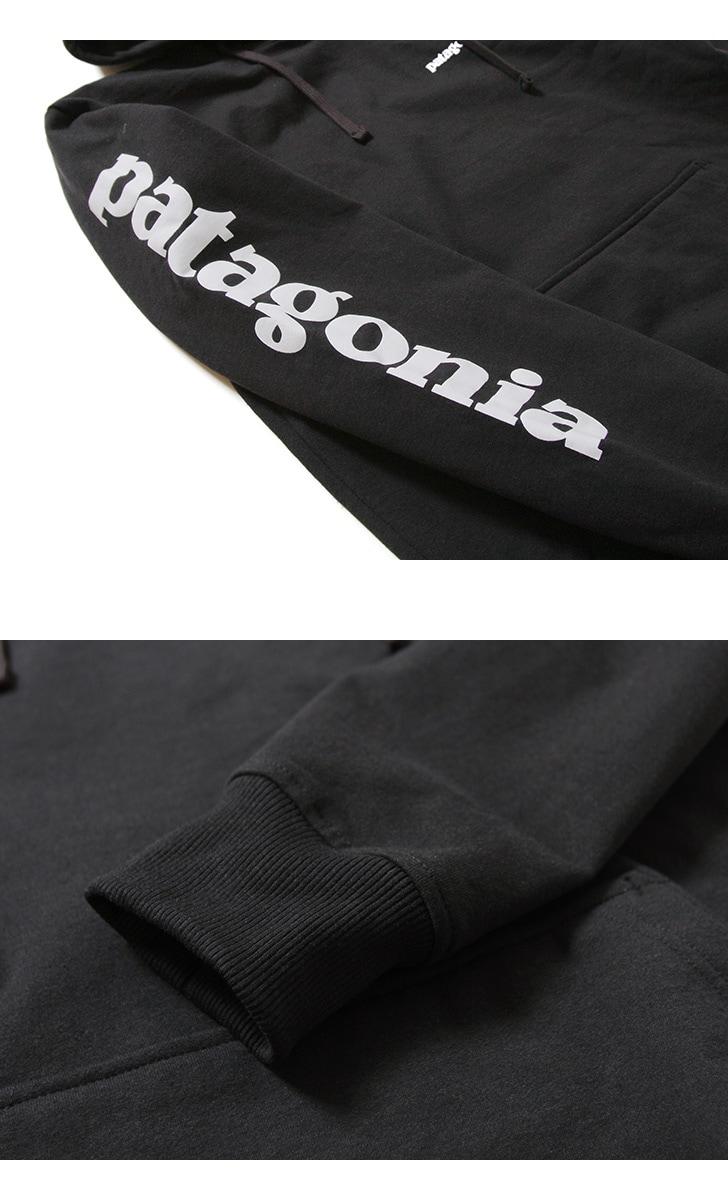 パタゴニア Patagonia メンズ・テキスト・ロゴ・アップライザル・フーディ 39566