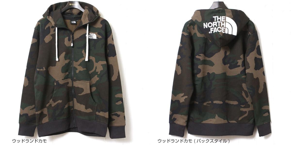 THE NORTH FACE ザ ノースフェイス ノベルティリアビューフルジップフーディ NT11758