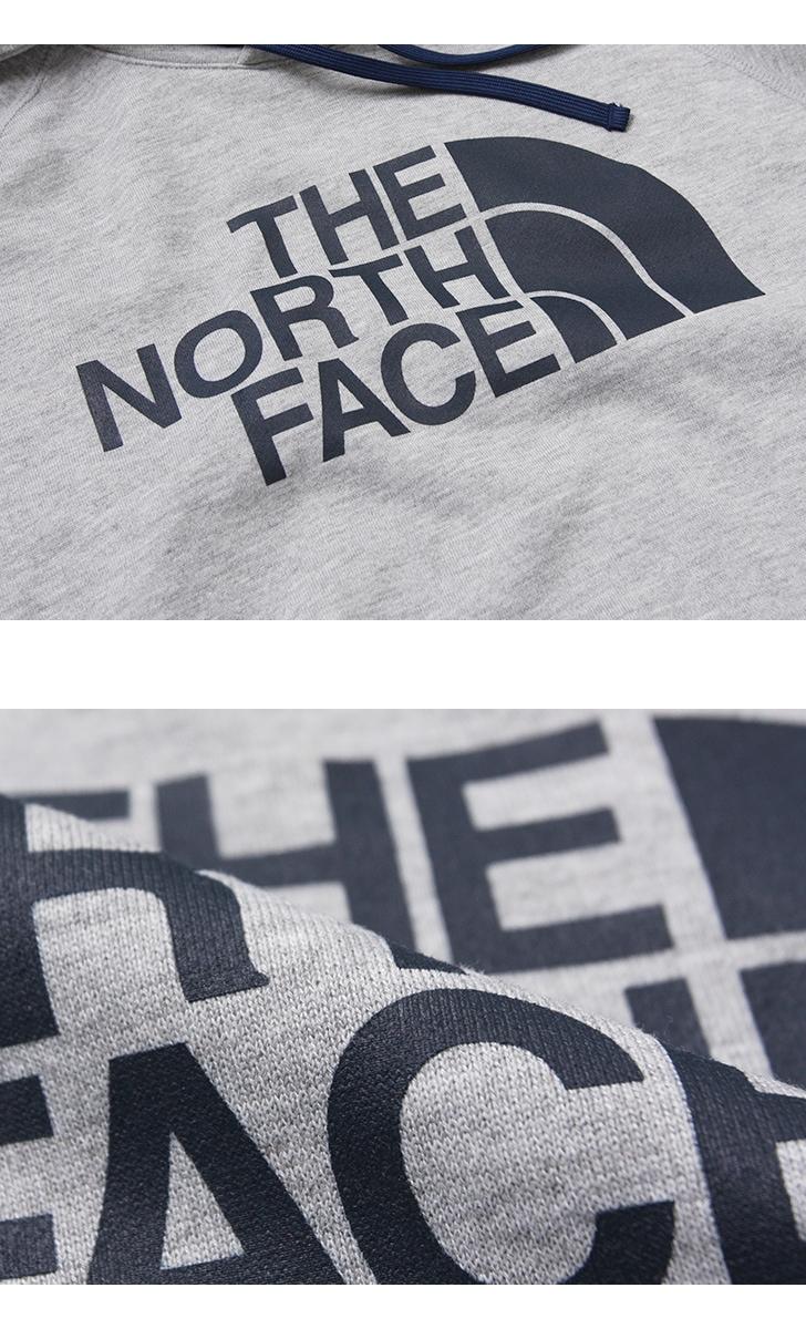 THE NORTH FACE ザ ノースフェイス カラーヘザードスウェットフーディー NT61795