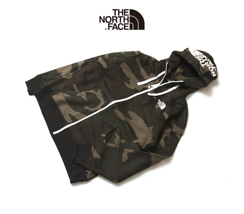 THE NORTH FACE ザ ノースフェイス ノベルティリアビューフルジップフーディ NT61844