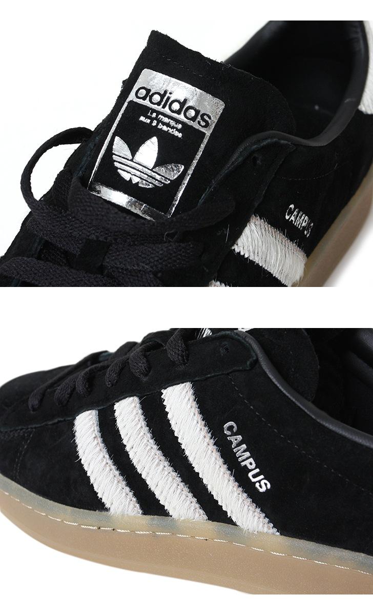 adidas originals アディダス オリジナルス CAMPUS キャンパス スエード×ポニーヘア