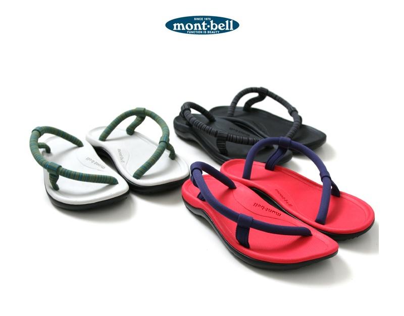 モンベル ソックオンサンダル コンフォート mont・bell #1129340