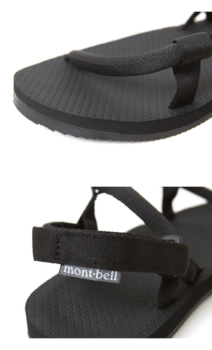 モンベル ロックオンサンダル mont・bell #1129475 レディース メンズ ビーチサンダル スポーツサンダル