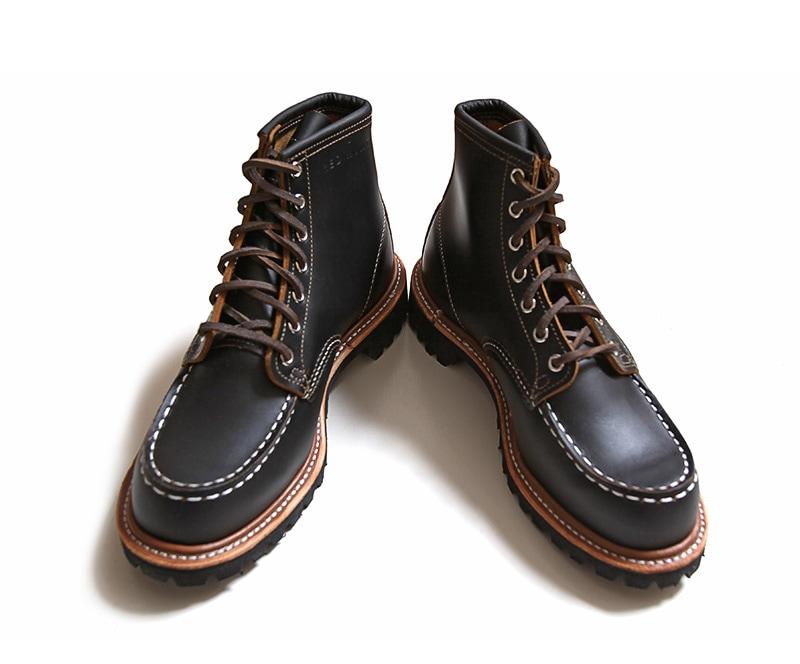 レッドウィング REDWING アイリッシュセッター 6インチ モックトゥ ビブラム・ラグソール ブーツ 9878 国内正規品