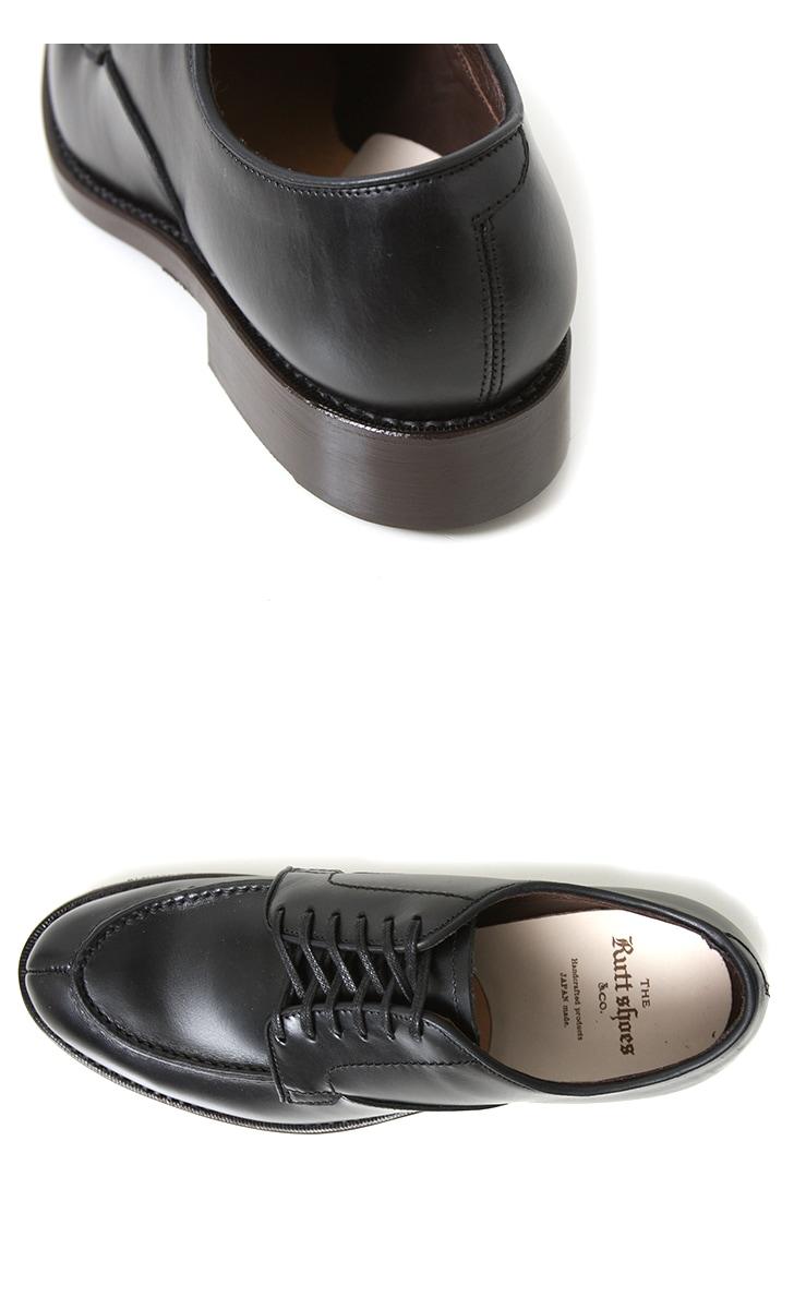 Rutt shoes ラッドシューズ SPLIT V TIP OXFORD スプリットVチップオックスフォード 9052