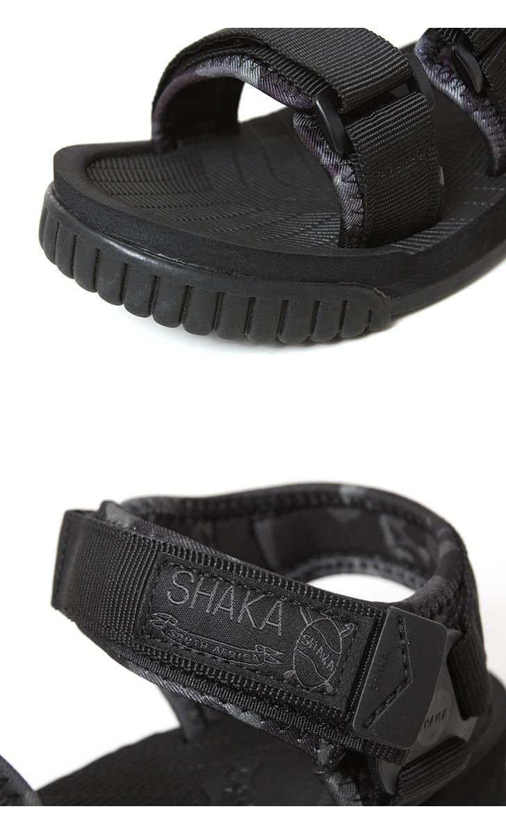 SHAKA シャカ サンダル NEO BUNGY ネオバンジー カモ チェッカーフラッグ メンズ レディース
