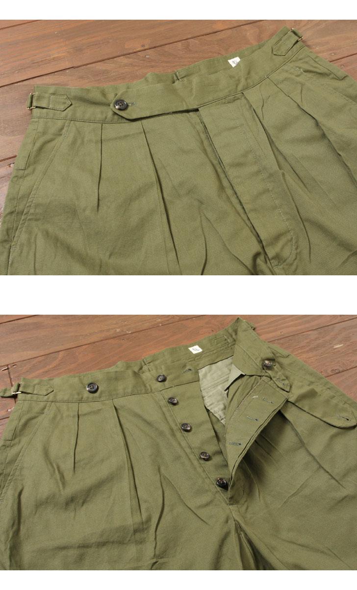 KAPTAIN SUNSHINE キャプテンサンシャイン Riviera Short Pants ショーツ ショートパンツ KS7SPT09