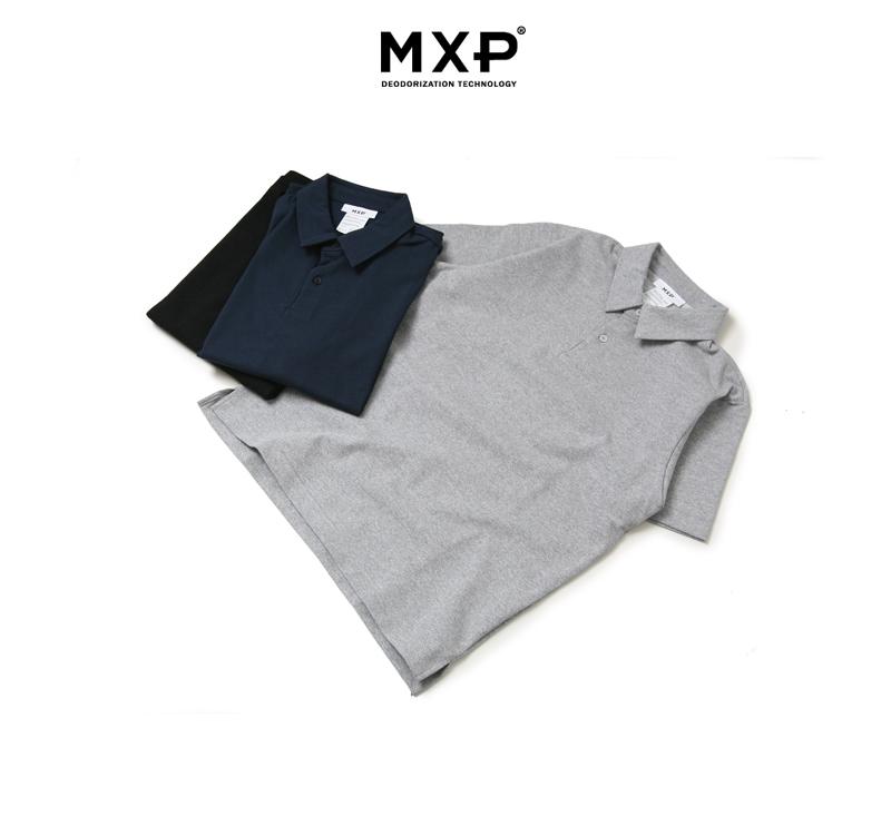 MXP ドライジャージ ショートスリーブ ポロシャツ MX38101