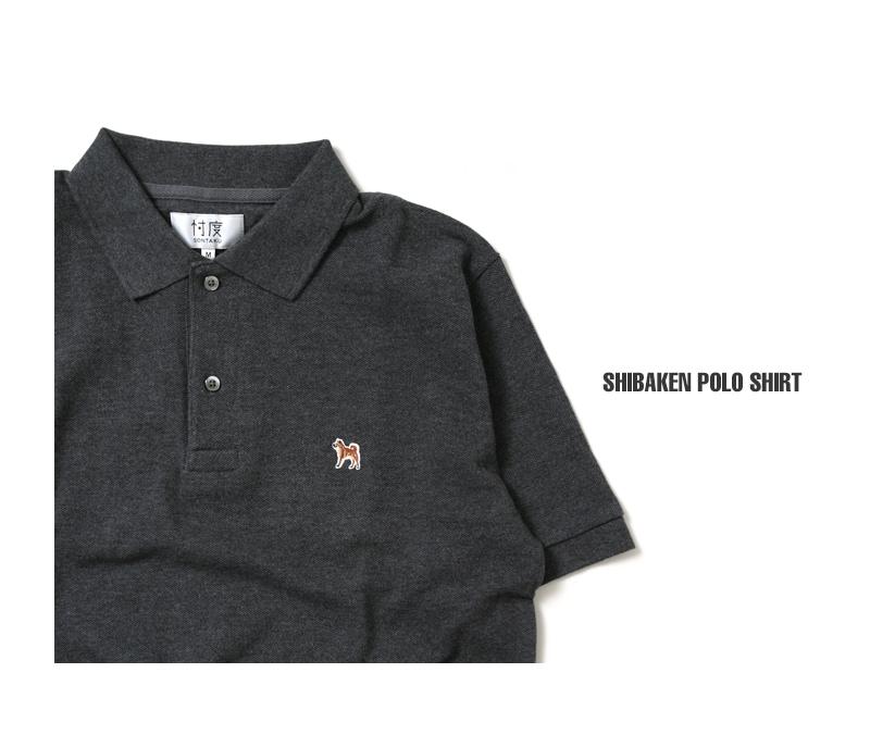 SONTAKU ソンタク 柴犬ポロシャツ 99031