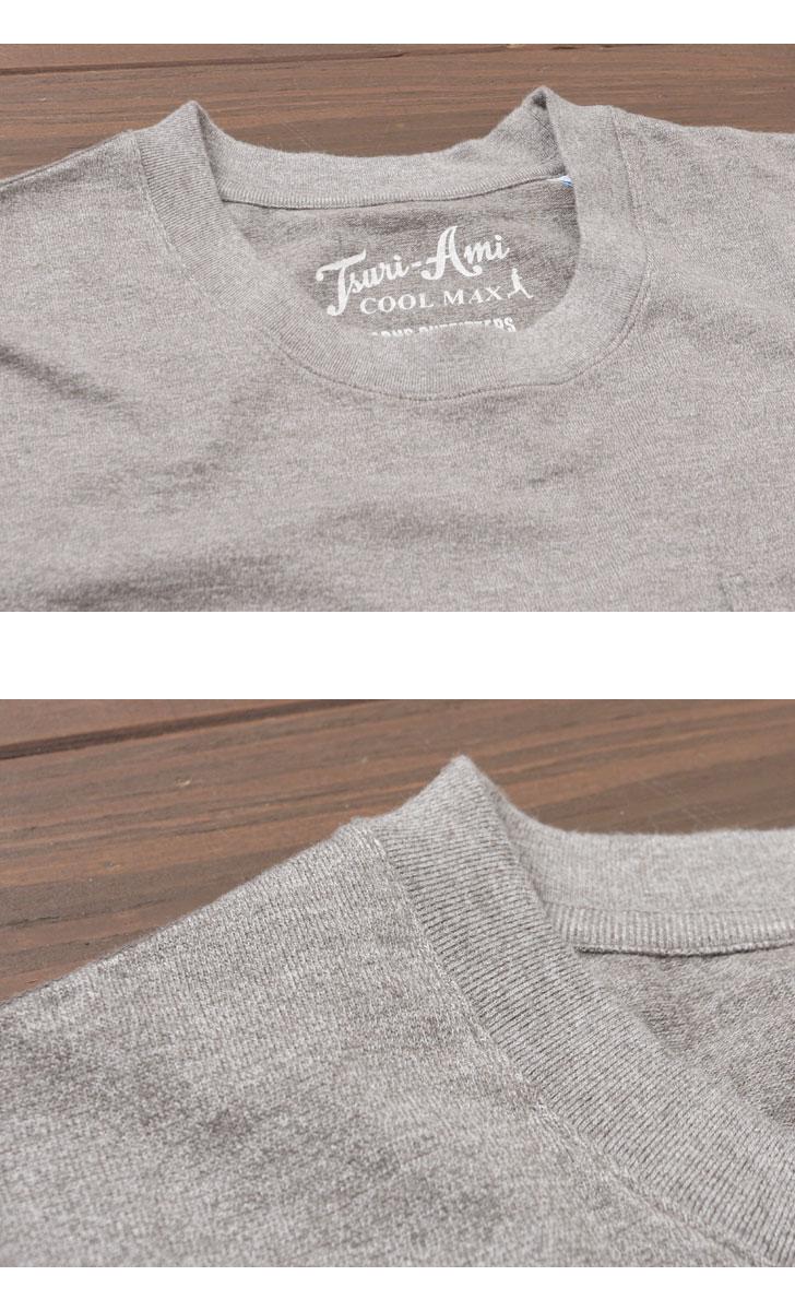 バーンズ BARNS 吊天竺COOLMAX 半袖Tシャツ BR-1100C