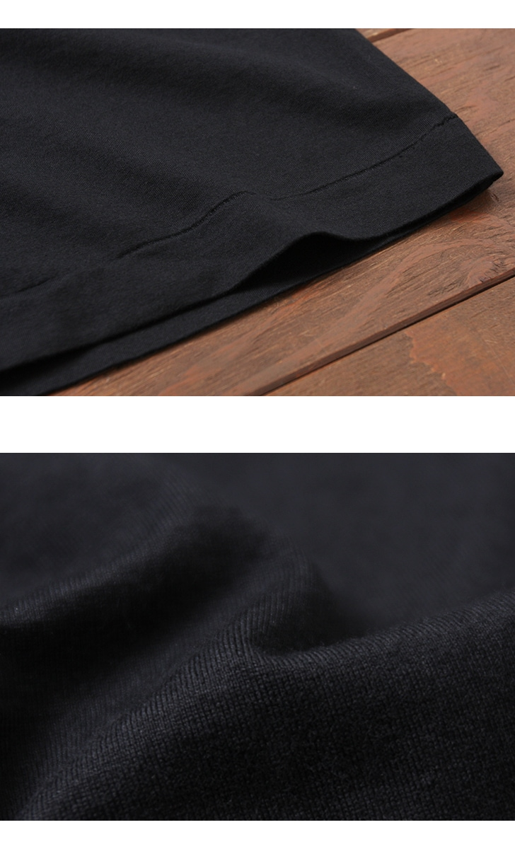 BETTER ベター クルーネック半袖Tシャツ マハバーラ BTR1601