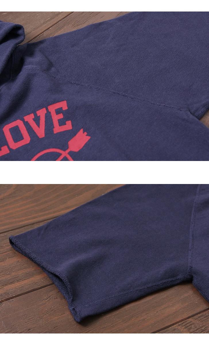 ダブルワークス DUBBLEWORKS 74001 カットオフ半袖パーカー [HAVE LOVE]