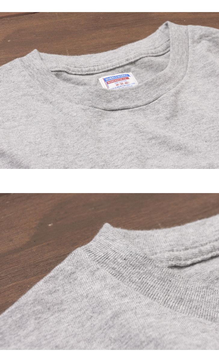 ダブルワークス DUBBLEWORKS 33005 プリントTシャツ [ARMY 77]