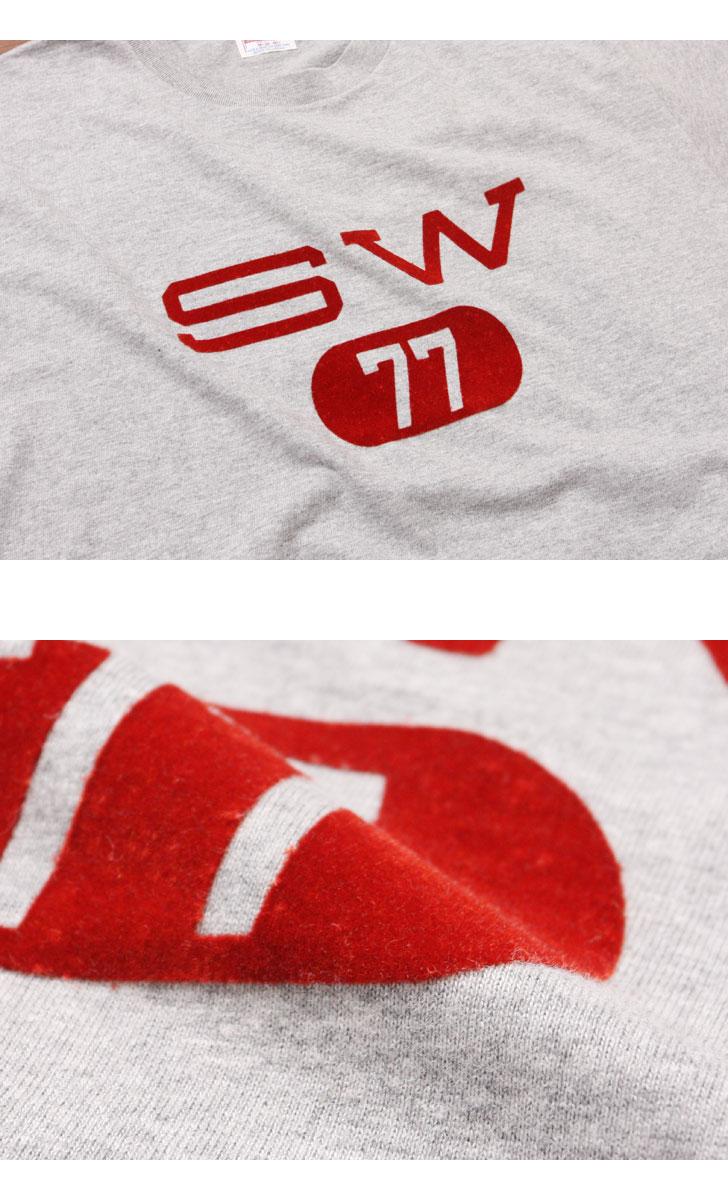 ダブルワークス DUBBLEWORKS 33005 プリント Tシャツ [SW 77]