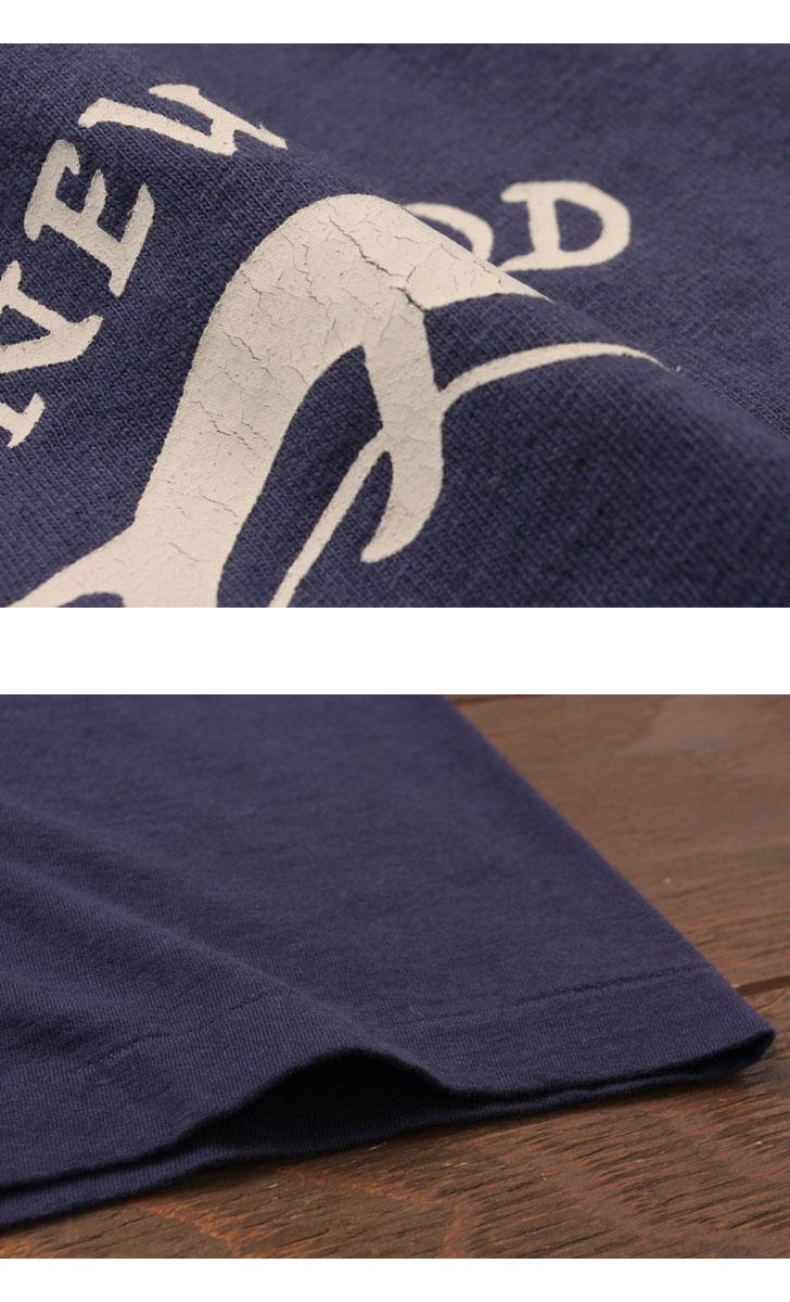 ダブルワークス DUBBLEWORKS 33005 プリントTシャツ [WAYNEWOOD]