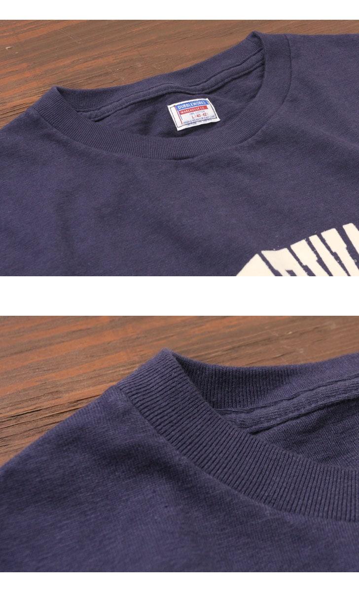 ダブルワークス DUBBLEWORKS 33005 プリント Tシャツ [WHITEWATER]