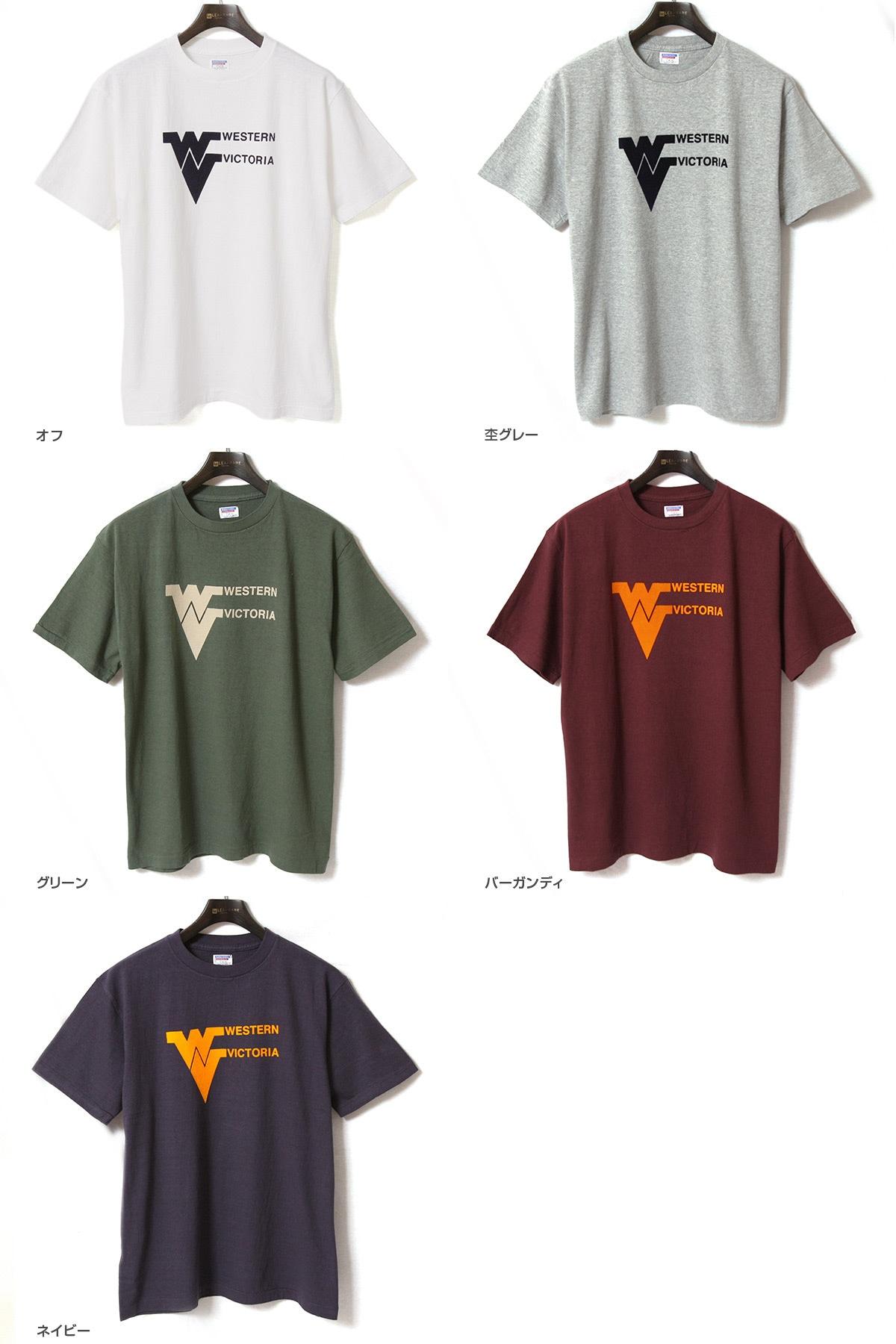 ダブルワークス DUBBLEWORKS 33005 プリントTシャツ [WV]