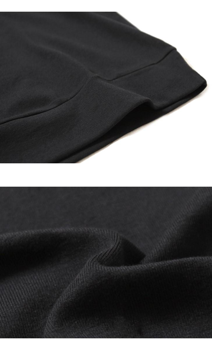 ジチピ Gicipi コットンフライス ビッグシルエット 半袖Tシャツ メンズ 1802P