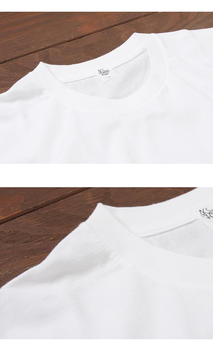 KAPTAIN SUNSHINE キャプテンサンシャイン SUVIN COTTON POCKET TEE ポケットTシャツ KS8SCS08