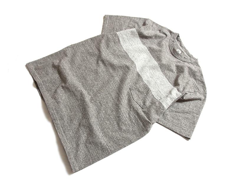 KAPTAIN SUNSHINE キャプテンサンシャイン West Coast Tee ラインプリントTシャツ KS9SCS12