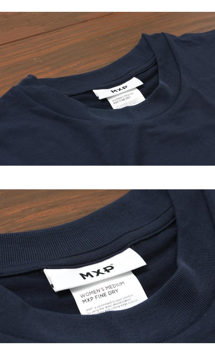 【レディース】 MXP ファインドライ クルーネック半袖シャツ MW16102
