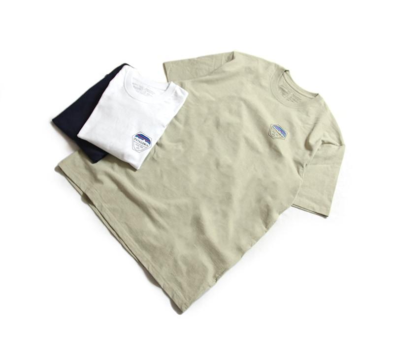 patagonia パタゴニア メンズ・フィッツロイ・ヘックス・レスポンシビリティー 半袖Tシャツ 38439