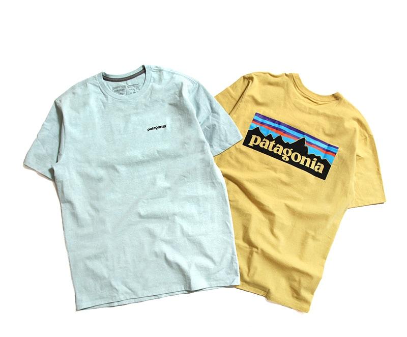 patagonia パタゴニア メンズ・P-6ロゴ・レスポンシビリティー 半袖Tシャツ M's P-6 Logo Responsibili-Tee 38504
