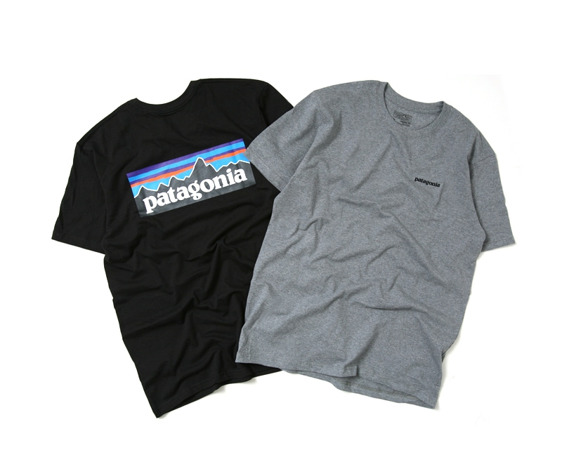 patagonia パタゴニア 半袖Tシャツ メンズ M's P-6 Logo Cotton T-Shirt 38906