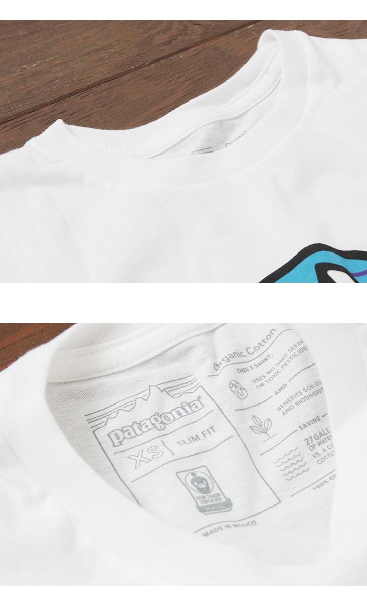 patagonia パタゴニア 半袖Tシャツ メンズ M's Fitz Roy Scope Organic T-Shirt 39144