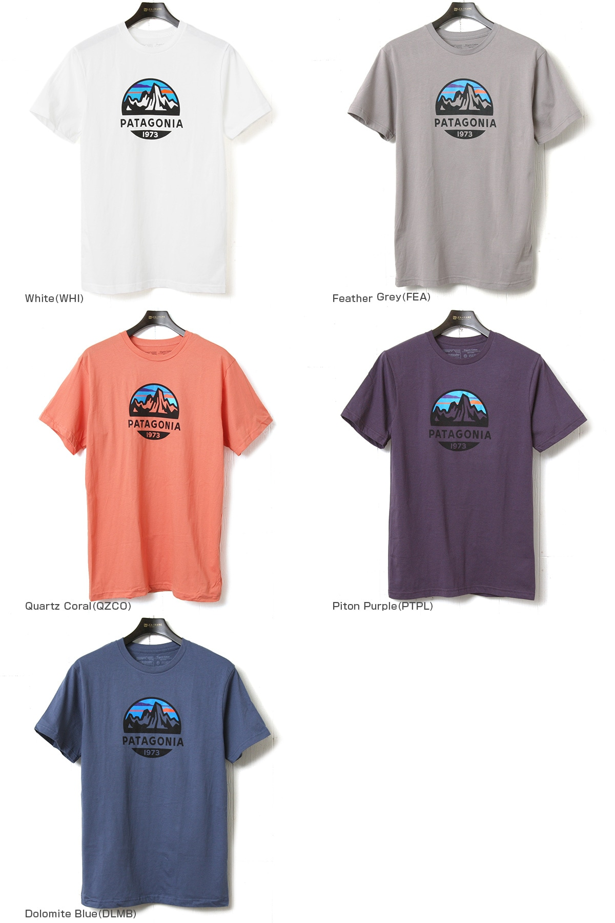 patagonia パタゴニア 半袖Tシャツ メンズ M's Fitz Roy Scope Organic T-Shirt 39144
