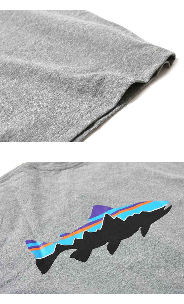 patagonia パタゴニア メンズ・フィッツロイ・トラウト・レスポンシビリティー 半袖Tシャツ 39166