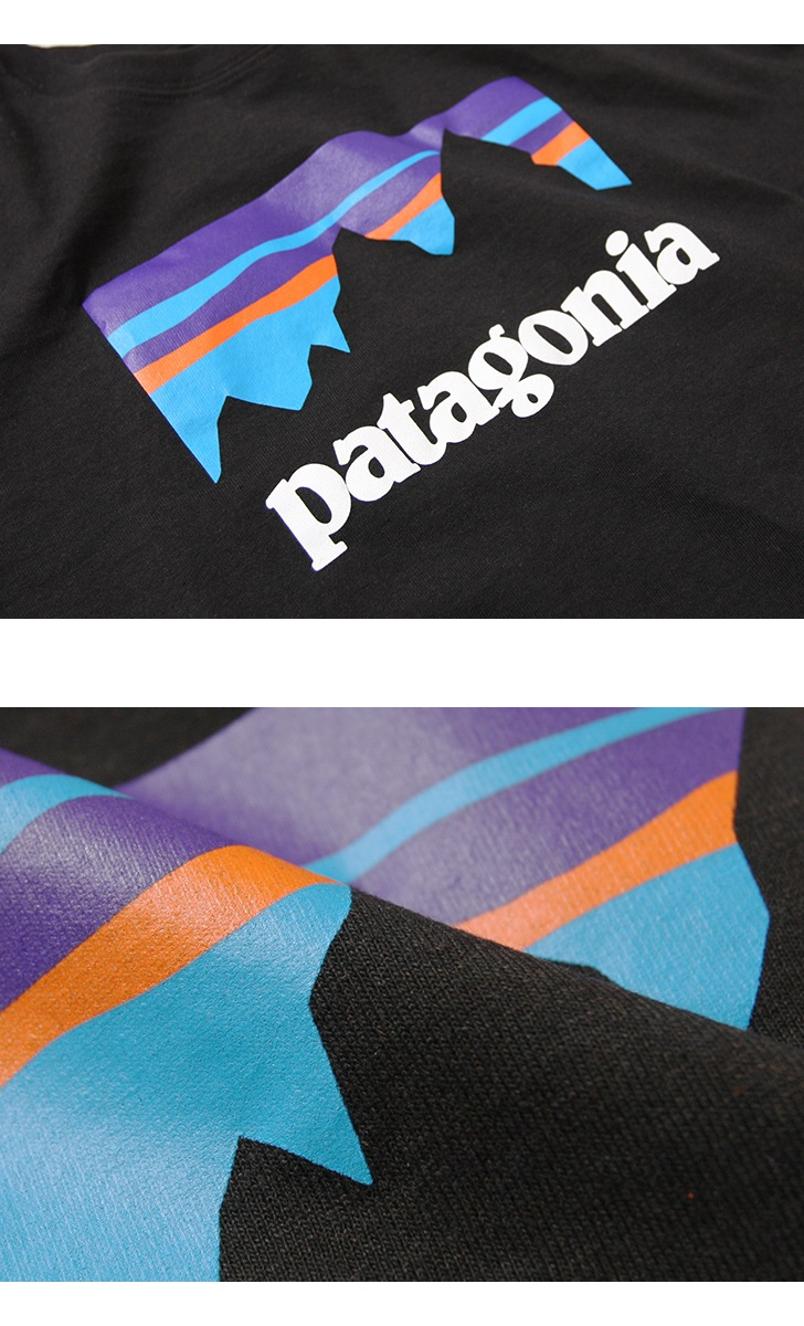 patagonia パタゴニア 半袖Tシャツ メンズ M's Shop Sticker Responsibili-Tee 39175