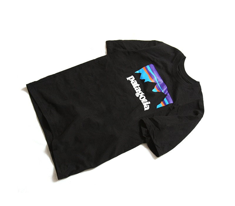 patagonia パタゴニア 半袖Tシャツ メンズ M's Shop Sticker Responsibili-Tee 39175