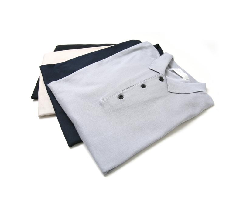 soglia ソリア SUVIN Polo-Shirt スヴィン ポロシャツ