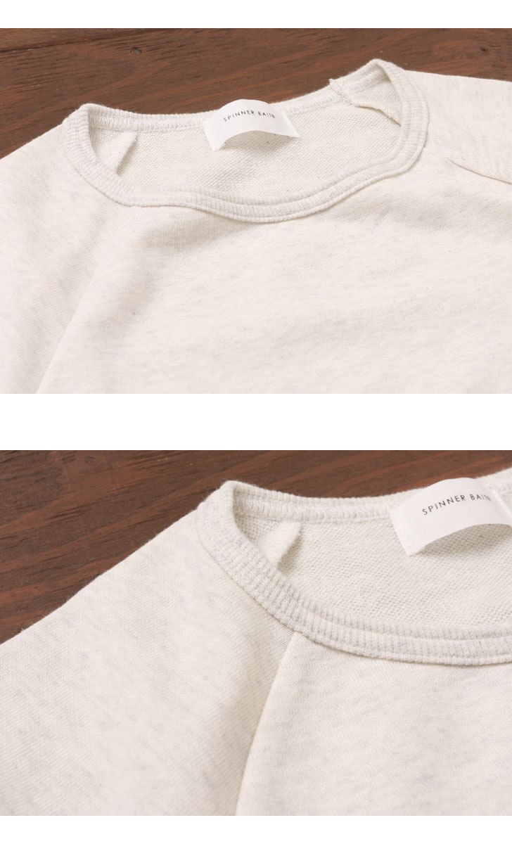 【別注】スピナーベイト Spinner Bait リラックスフィットミニ裏毛Tシャツ 401MU
