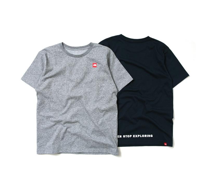 THE NORTH FACE ザ ノースフェイス S/S SMALL BOX LOGO TEE スモールボックスロゴ半袖Tシャツ NT31732