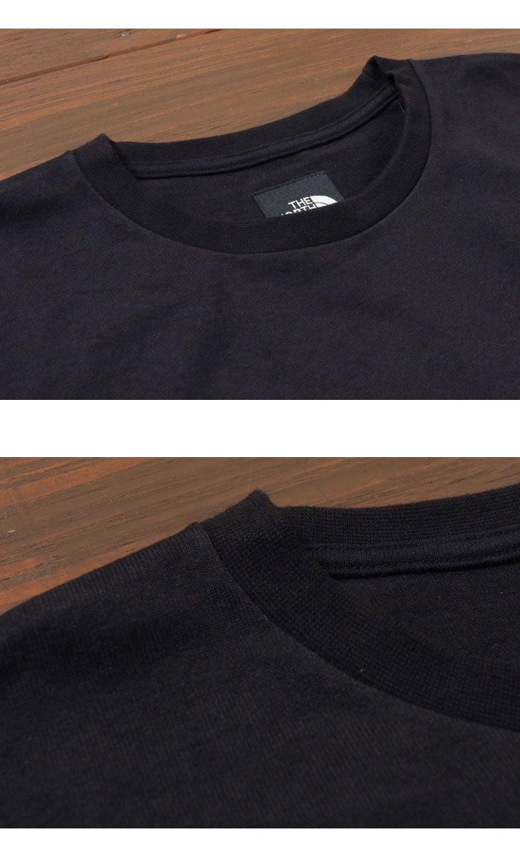 THE NORTH FACE ザ ノースフェイス NUPTSE COTTON TEE ヌプシコットンTシャツ NT31743