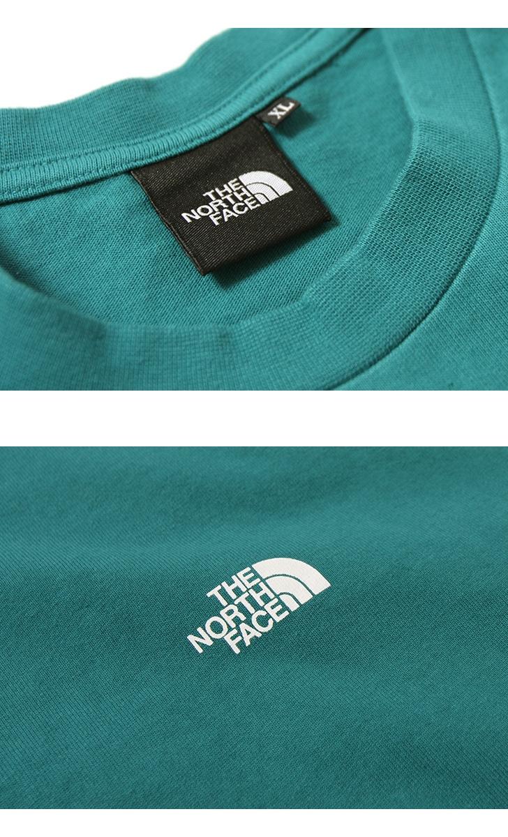 THE NORTH FACE ザ ノースフェイス ショートスリーブスクエアロゴジョシュアツリーティー NT31952